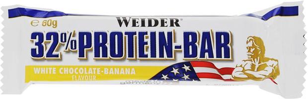 Weider 32% Protein Bar со вкусом банана