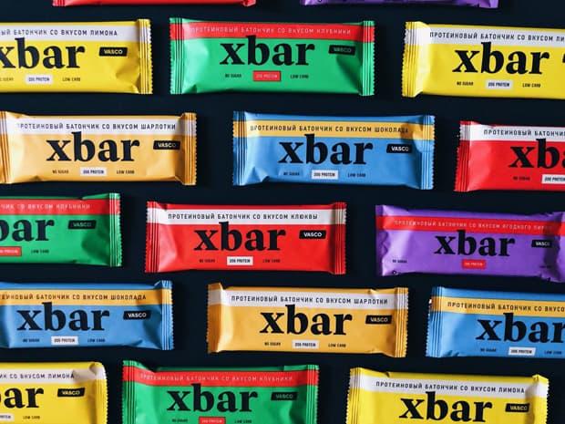 Много упаковок Xbar