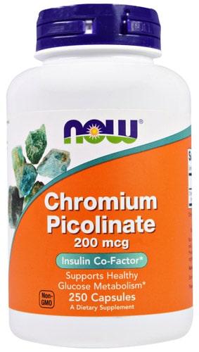 Хромиум Пиколинат 250 капсул