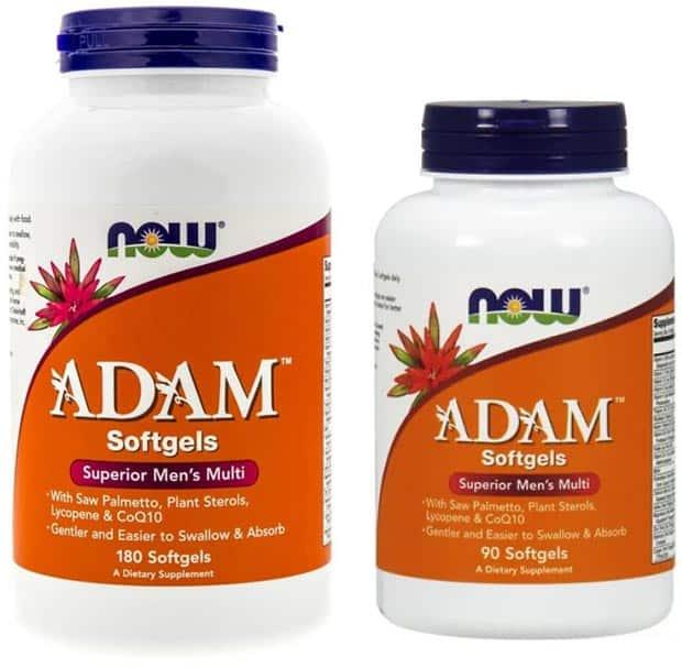 Витамины для мужчин Adam