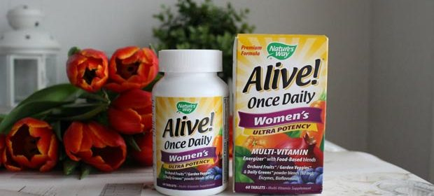 Тюльпаны и Alive Once Daily Women's