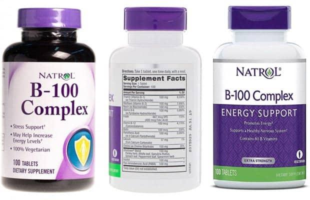 Комплекс с витаминами группы Б