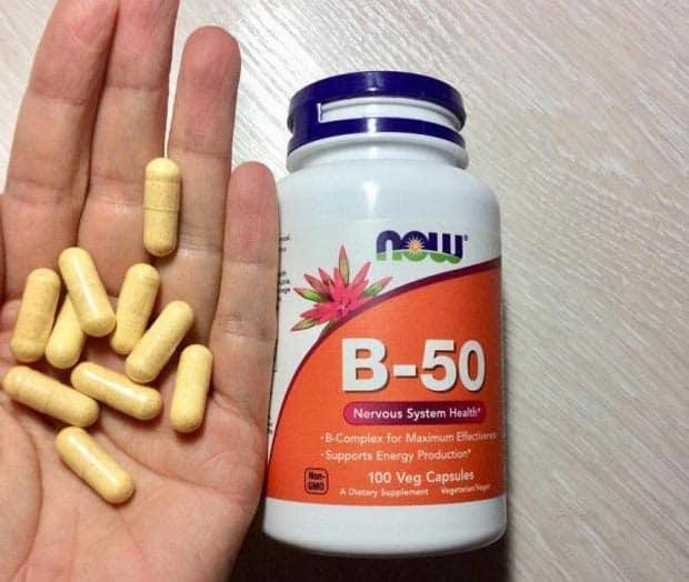 Витамины b-50