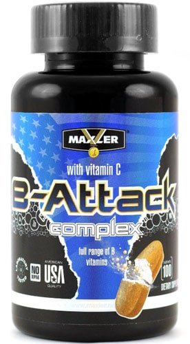 Витамины b-attack