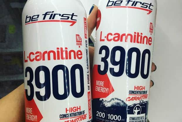 L-carnitine Be First 3900