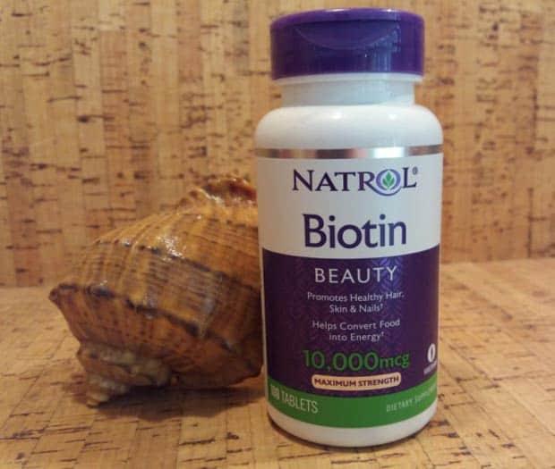 Добавка natrol с биотином