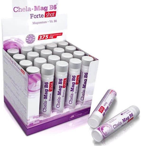 Ампулы добавки chela-mag-b6