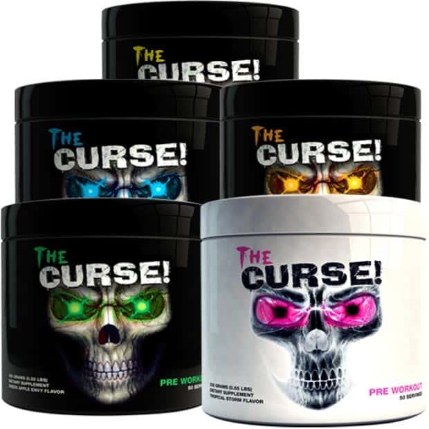 Разные формы выпуска cobra curse