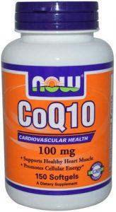 100 мг добавки с коэнзимом 150 капсул