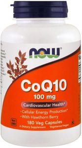 100 мг добавки с коэнзимом 180 капсул