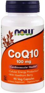 100 мг добавки с коэнзимом 90 капсул
