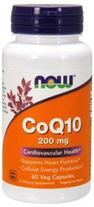 200 мг добавки с коэнзимом