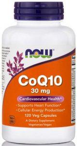 30 мг добавки с коэнзимом