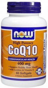 400 мг добавки с коэнзимом
