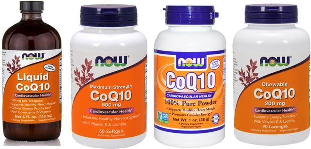 Разный формы Coq10