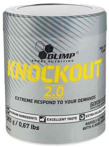 Добавка knockout 2.0 со вкусом груши