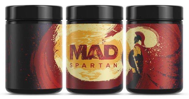 Три упаковки mad spartan