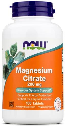 Добавка с магнием от Нау 100 таблеток