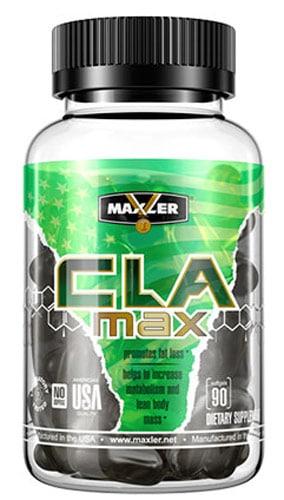 Капсулы жиросжигателя cla max