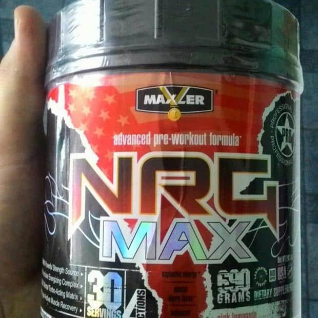 Комплекс nrg max