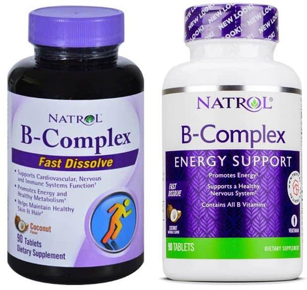 Какие бывают добавки b-complex 90 капсул