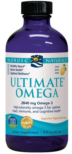 240 мл жидкости ultimate omega