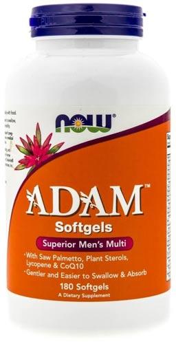 180 капсул Витамины для мужчин Adam