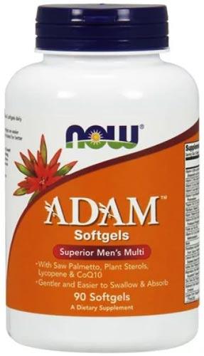 90 капсул Витамины для мужчин Adam