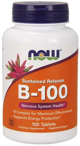 100 таблеток now b-100