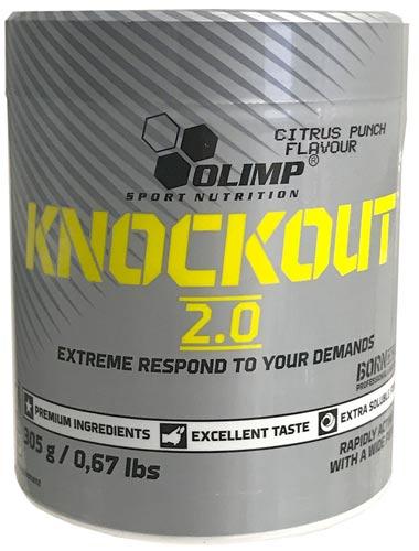 Добавка knockout 2.0 со вкусом цитруса