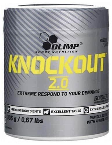 Добавка knockout 2.0 со вкусом жвачки