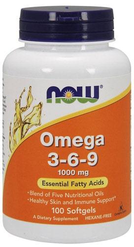 Добавка omega 3-6-9 100 капсул