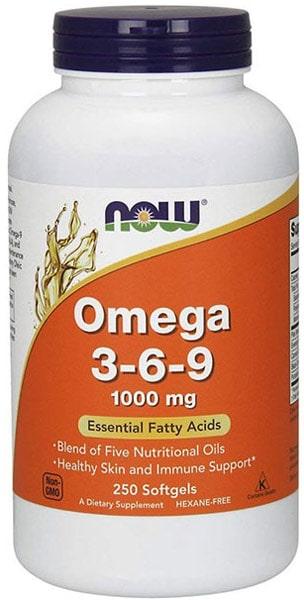 Добавка omega 3-6-9 250 капсул