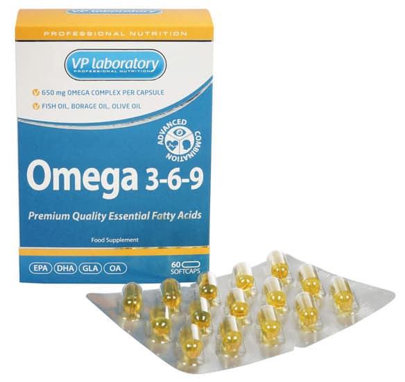 omega 3-6-9 от VPLab