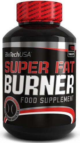 Банка BioTech Super Fat Burner