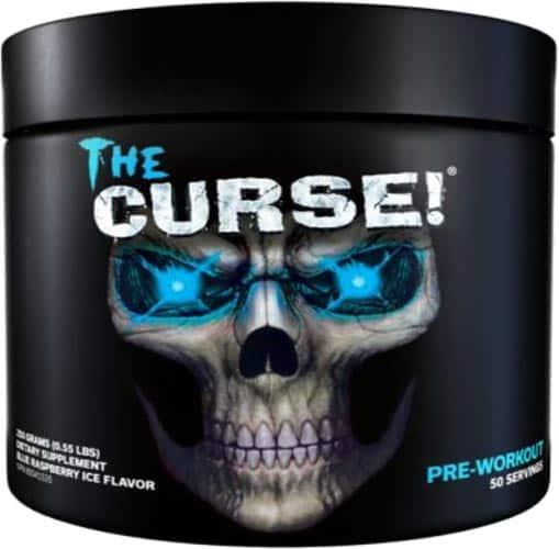 Добавка The Curse ежевика