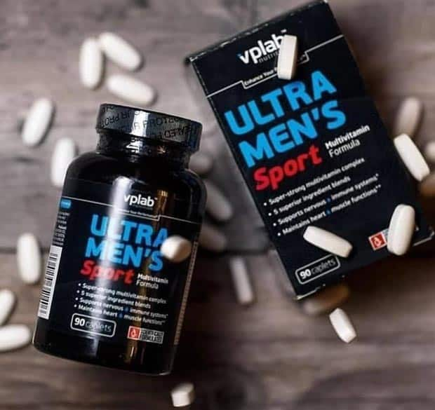 Витамины для мужчин от Вплаб