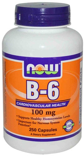 Витамин Б6 250 капсул