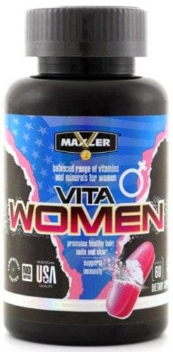 Витамины для женщин VitaWomen 60