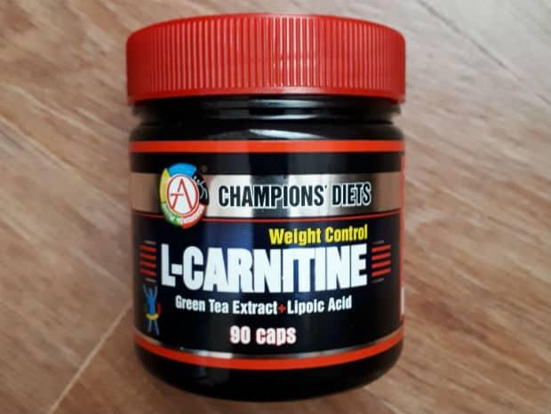 L-carnitine АКАДЕМИЯ-Т Weight Control