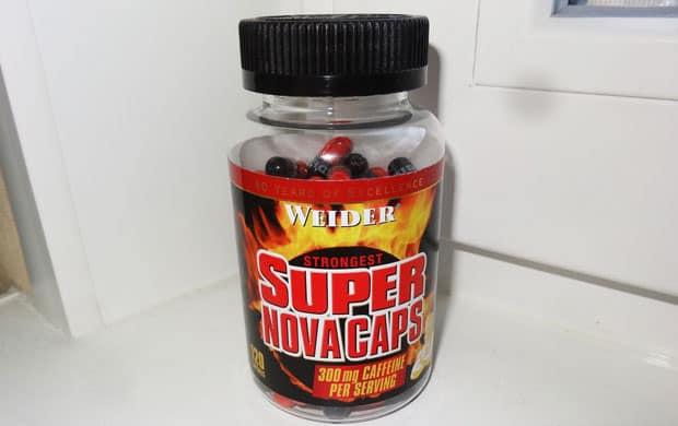 Super Nova Caps Weider