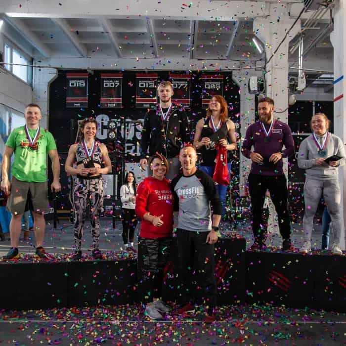 CrossFit Berloga Throwdown 2019