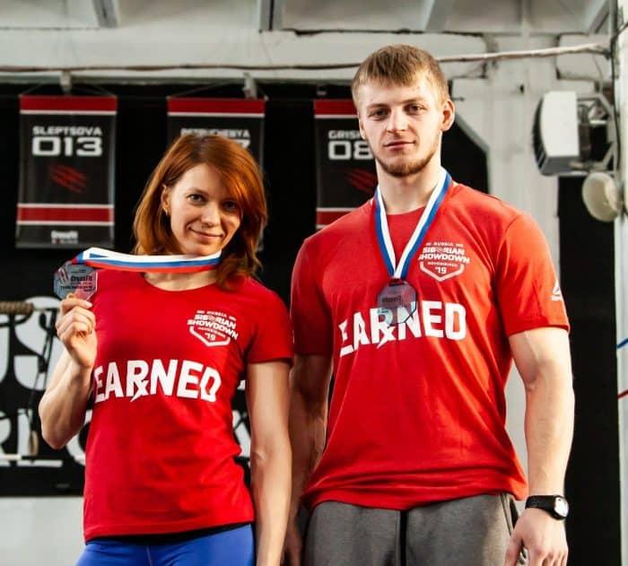 Победители CrossFit Berloga Throwdown 2019