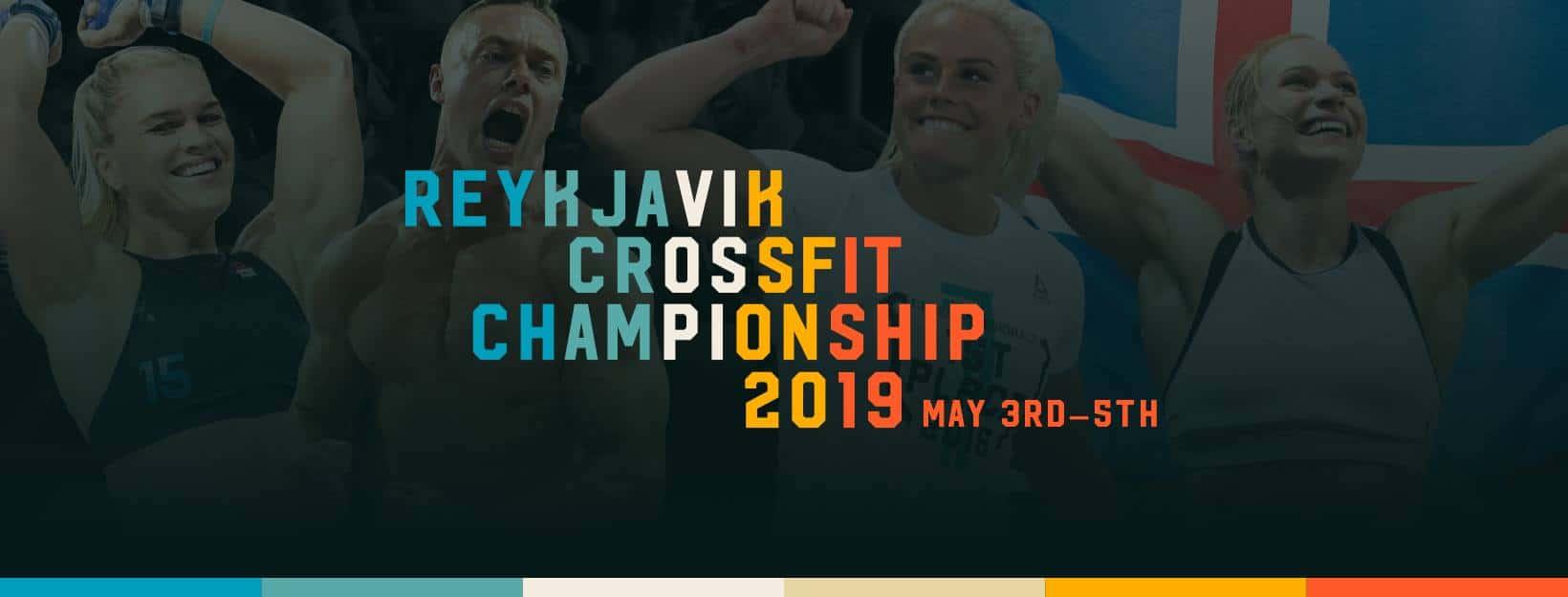 Reykjavik CrossFit Championship 2019