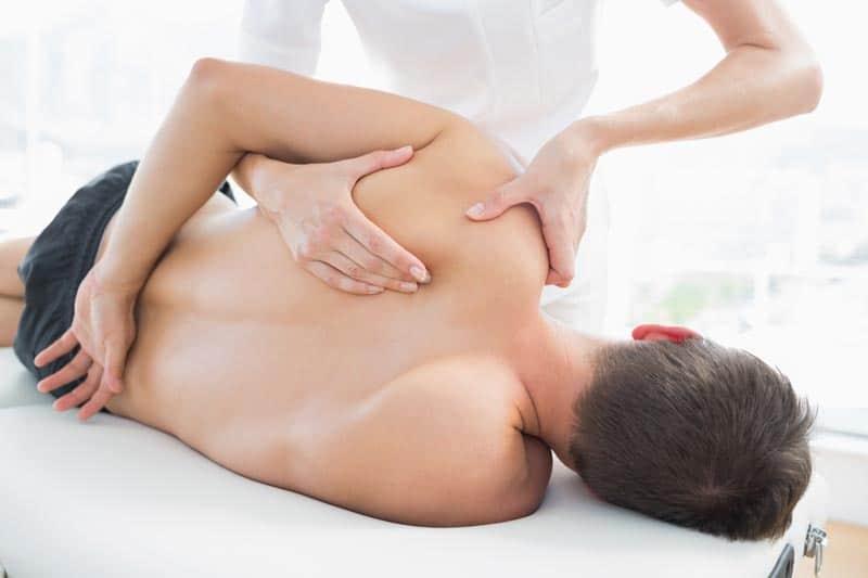 Массаж у остеопата
