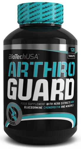 Добавка в упаковке с таблетками Arthro Guard BioTech