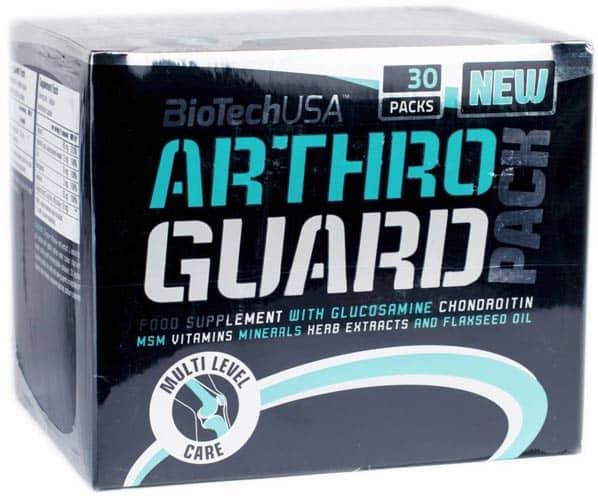Упаковке из 30 пакетиков Arthro Guard BioTech