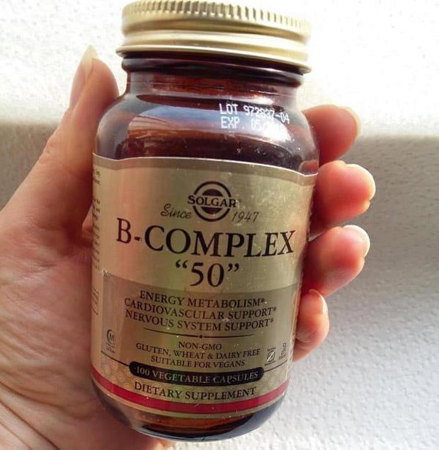 БАД от Солгар с витаминами Б