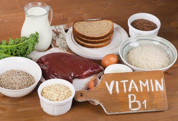 Тиамин или витамин B1