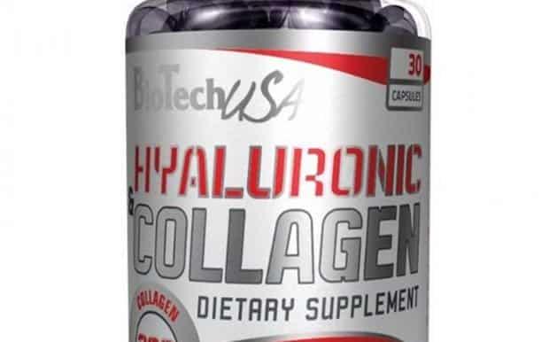 Биологически активная добавка hyaluronic and collagen